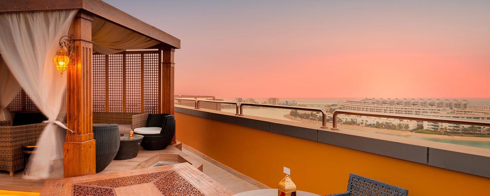 فندق وأجنحة رمادا جزر أمواج