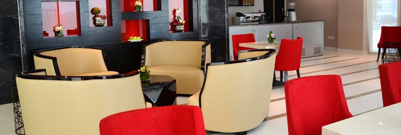 مطعم سيزونز في فندق جزر أمواج