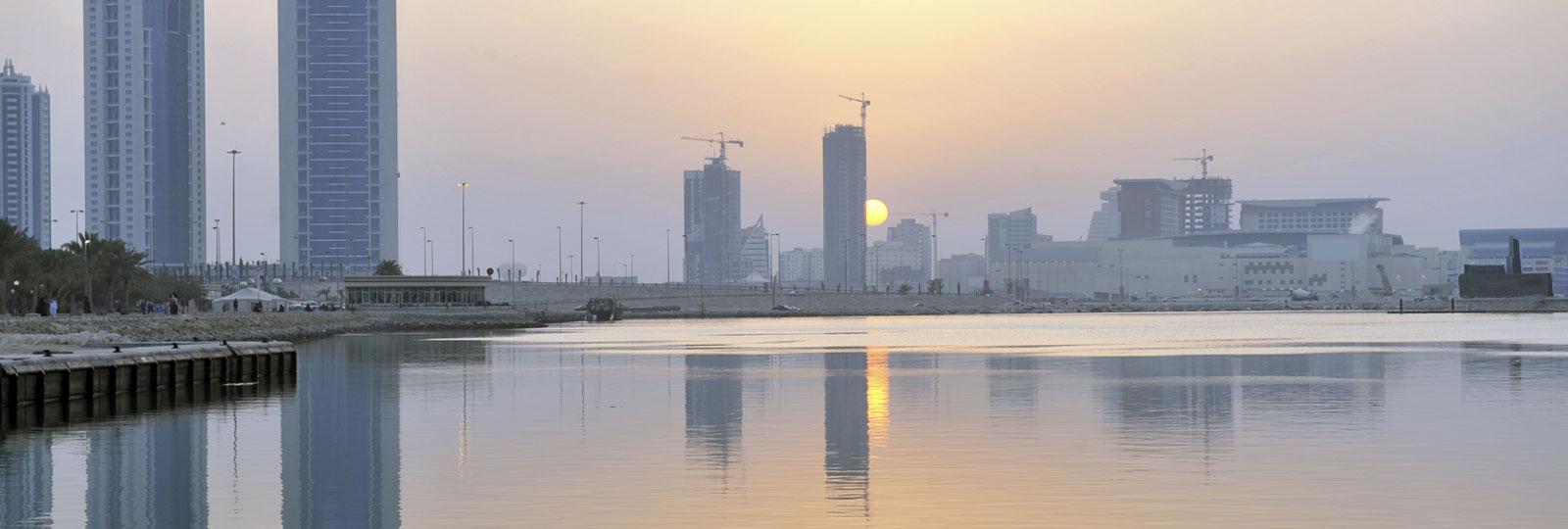 أمواج لاغون في مملكة البحرين