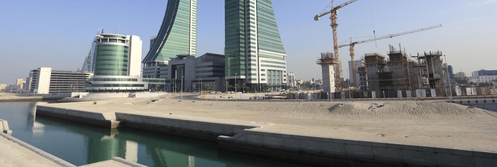 جسر الملك فهد في مملكة البحرين
