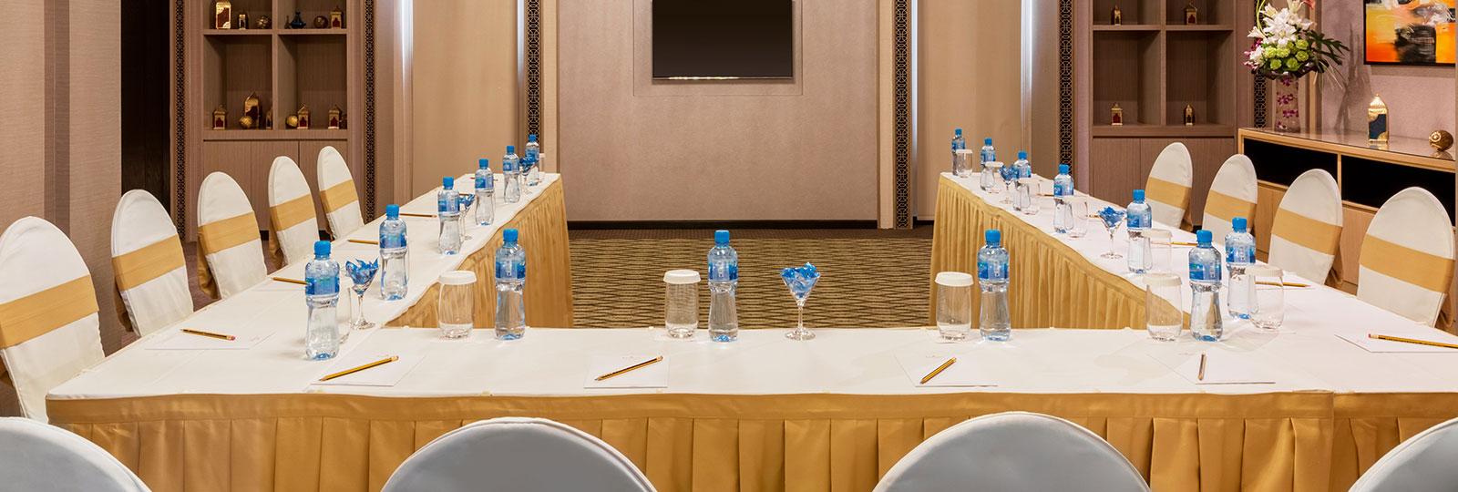 صالات الاجتماعات في فندق وأجنحة رامادا في جزر أمواج