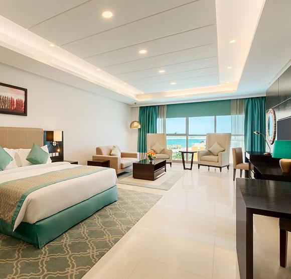 فندق وأجنحة رامادا في جزر أمواج غرفة ديلوكس