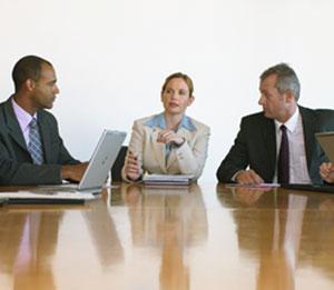 غرف الاجتماعات المتوفرة في جزر أمواج