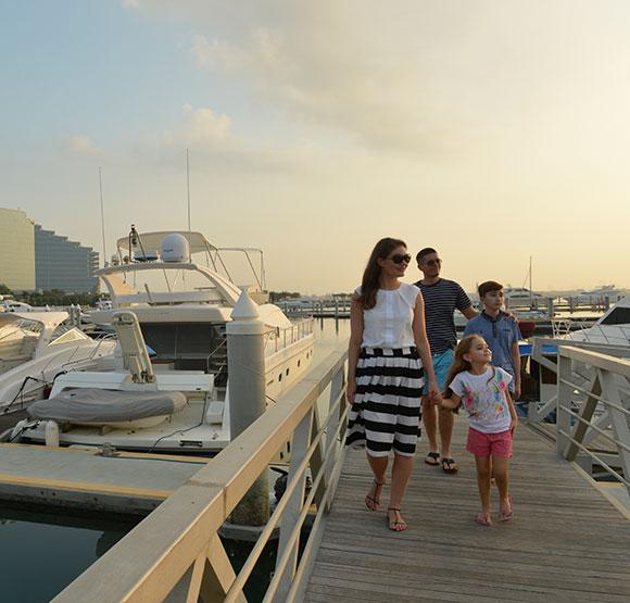 Amwaj Marina at Kingdom of Bahrain