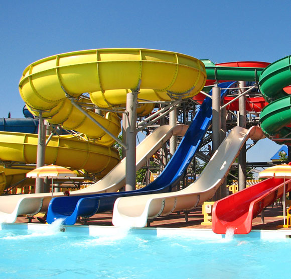 Lost Paradise of Dilmun Water Park at Bahrain