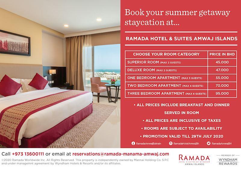 Summer Gateway Staycation Offer