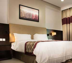 Large Family Apartments at Ramada Hotel & Suites Amwaj Islands